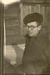 В.Кантовский. Молотовск. 1948.
